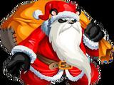 Panda Claus