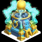 Templo Trueno Nivel 5