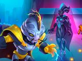 Supervillains Hideout Maze