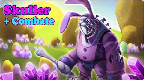 Monster Legends - Skuller (Nivel 1 al 90) + Combate