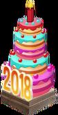 Deco cake 2018 v1
