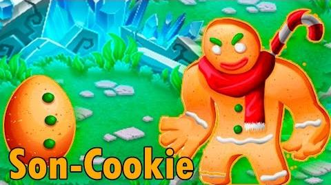 Monster Legends - Son-Cookie (Nivel 1 al 100) Combate