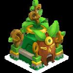Templo Natura Nivel 7