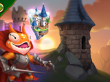Swampy Knights & Castles Maze