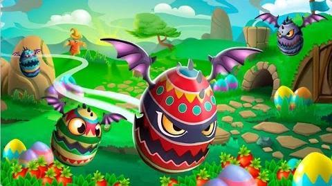 Monster Legends - Monster Clutch (Nivel 1 al 100) Combate