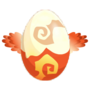 Scorchpeg-huevo
