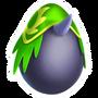 El Dino Volador-huevo