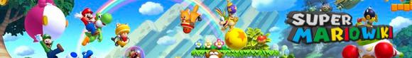 Banner Super Mario Bros Wiki
