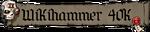 Logo Wikihammer 40k