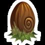Nemestrinus-huevo