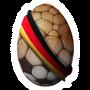 Rocksteiger-huevo