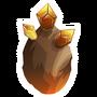 Goldcore-huevo