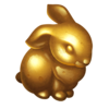 Gr-token-rabbit-gold v1