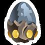 Rockantium-huevo