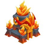 Templo Fuego Nivel 5