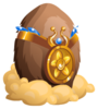 Shí Hóu-huevo