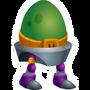 Exo Skeel-huevo