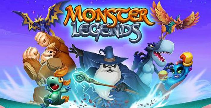 Monster Legends hack tools