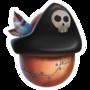 Captain Copperbeard-huevo