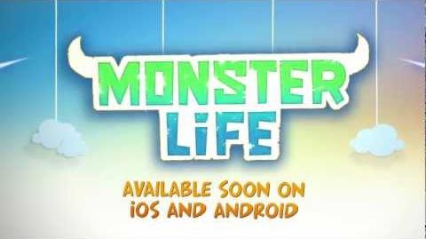 Monster Life - Teaser Trailer - iOS Android