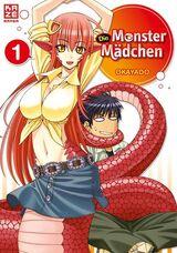 Die Monster Mädchen (Manga)