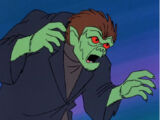Werewolf (Scooby-Doo, Where Are You!)