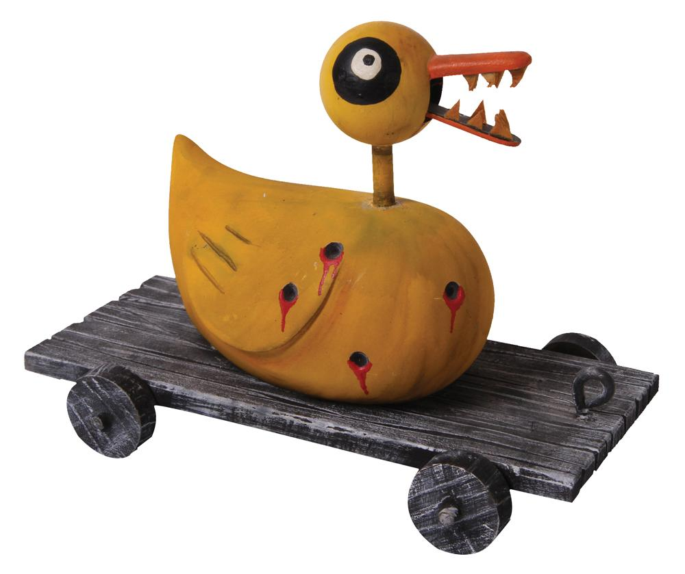 Duck Toy | Monster Moviepedia | FANDOM powered by Wikia