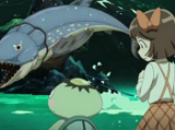 Giant Barracuda Yokai