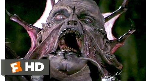 Jeepers Creepers (2001) - The Creeper Takes Darry Scene (11 11) Movieclips