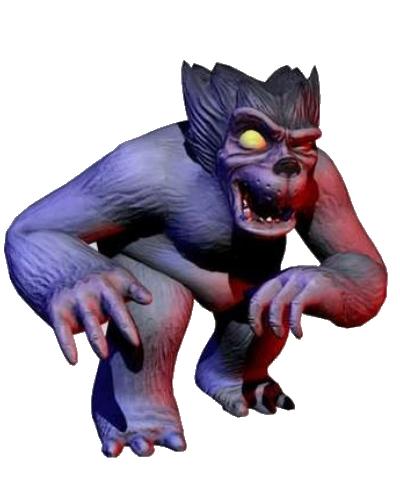 Joe Rampage Total Destruction Monster Moviepedia Fandom