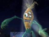 Jurassic Corn Creature