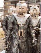 Robots cyborg cybermen