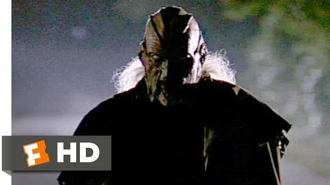 Jeepers Creepers (2001) - Running Over the Creeper Scene (7 11) Movieclips