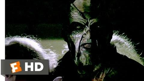 Jeepers Creepers (2001) - The Creeper Shows His Face Scene (6 11) Movieclips