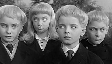 1960 ... 'Village of the Damned'