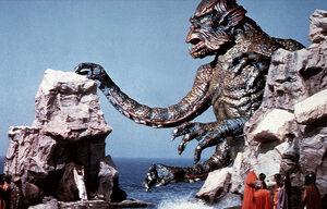 Kraken (Clash of the Titans) | Monster Moviepedia | FANDOM ...