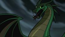 Dragon Morgaine Le Fay