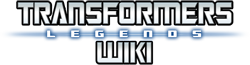 Transformers Legends Wiki Wordmark