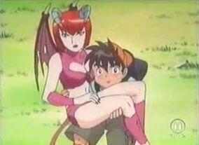Pixie und Genki