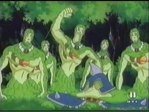 Grüne Wandler