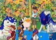 Mocchi, Genki und Tiger