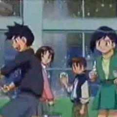 Genki und seine Mitschüler