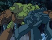 Golem vs. Titan