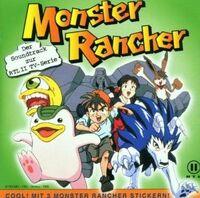 CD Monster Rancher