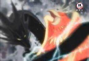 Böser Geist gegen Phoenix