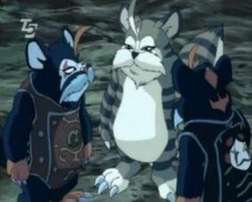 Kato und die miesen Katzen-Brüder 3