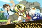 Portal Charaktere