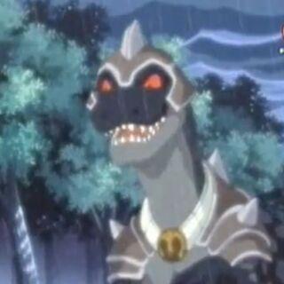 Captain Raub-Dino