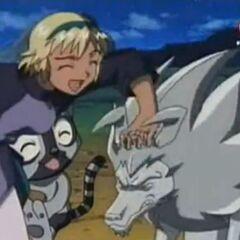 Nina ägert Wolfszahn.