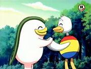 Mocchi und Duck